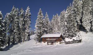Skihütte Surreli Skiclub Oberhofen